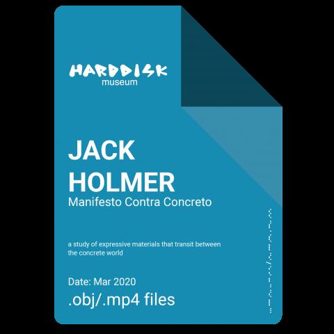 JACK HOLMER