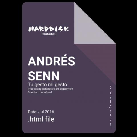 ANDRÉS SENN